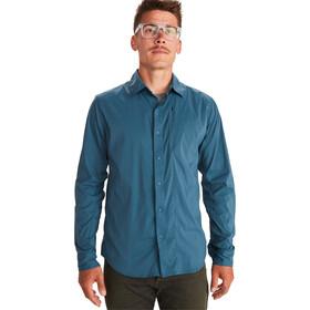 Marmot Runyon LS Shirt Men denim